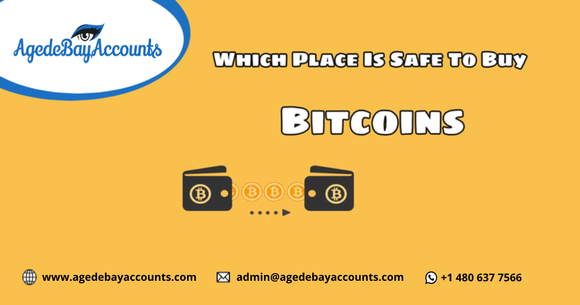 Which Place Is Safe To Buy Bitcoins
