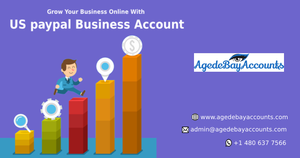Grow Your Online Business With US paypal Business Account