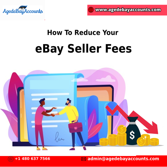 How To Reduce Your eBay Seller Fees