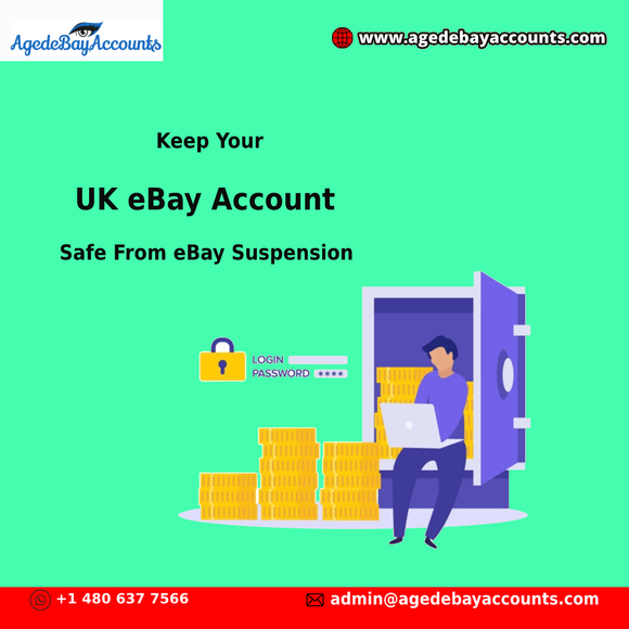 Keep Your UK eBay Account Safe From eBay Suspension
