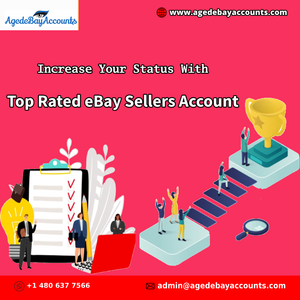 Increase Your Status With Top Rated eBay Sellers Account