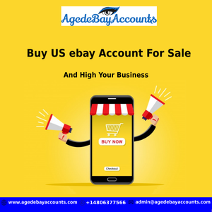 Buy US ebay Account For Sale And High Your Business Sales