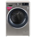 LG 8 kg  FHT1408SWS STS-VCM  Inverter Wi-Fi Fully-Automatic Front Loading Washing Machine Inbuilt Heater
