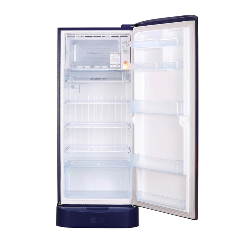 LG 235L GL-D241ABPY Single Door Refrigerator