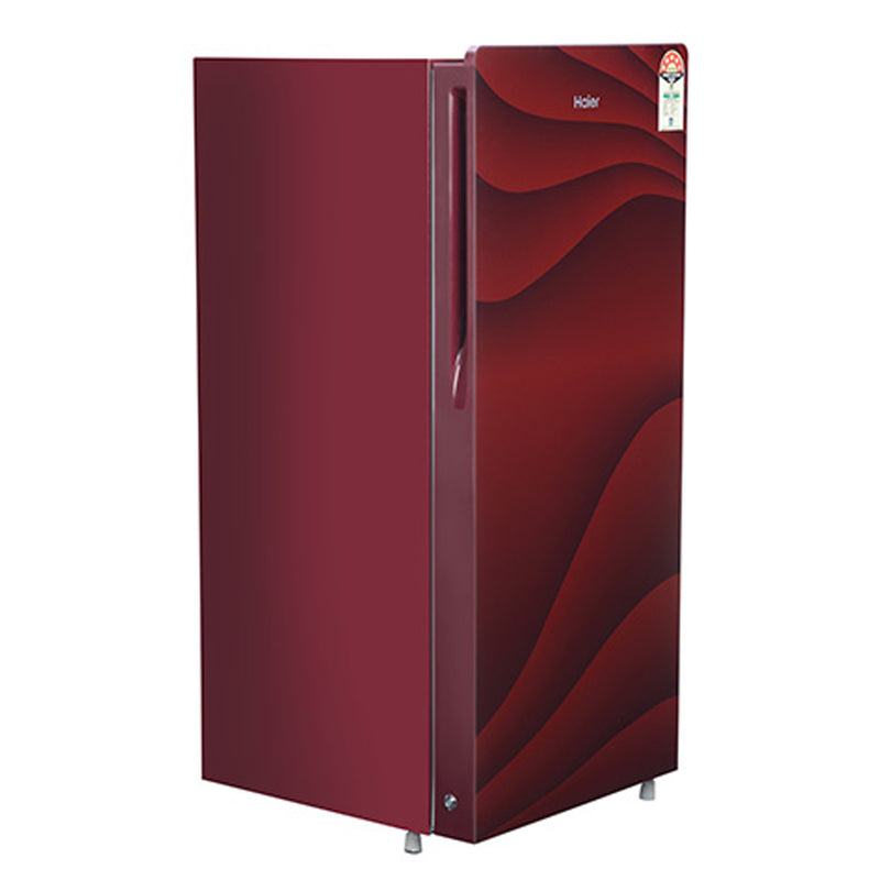 Haier 195L HRD 1955PWG-E Single Door Refrigerator