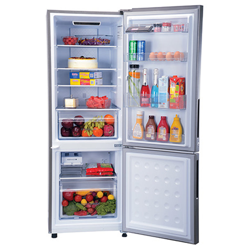 Haier 256L HRB-2763BS-E Double Door Refrigerator