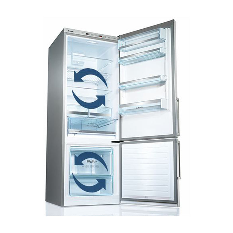 Bosch 288L KDN30VS30I Double Door Refrigerator