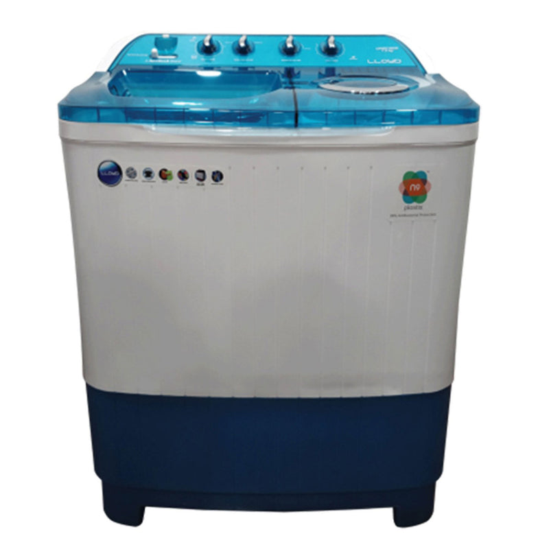 LLYOD 8 KG LWMS80BDB Semi Automatic Washing Machine