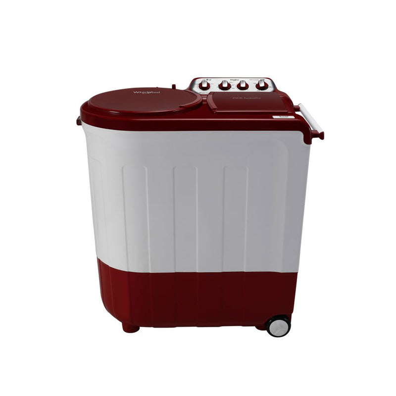 Whirlpool 8.5KG ACE 8.5 TURBO DRY Coral Red Semi Automatic Washing Machine
