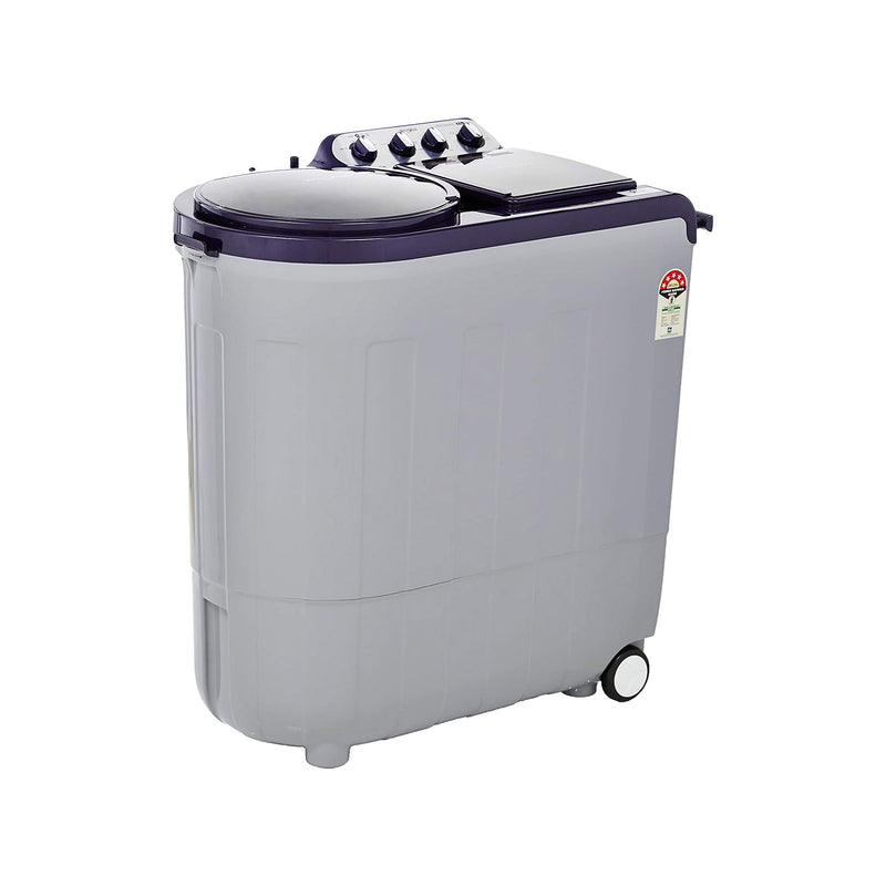 Whirlpool 8.5KG ACE 8.5 TURBO DRY Silver Dazzle Semi Automatic Washing Machine