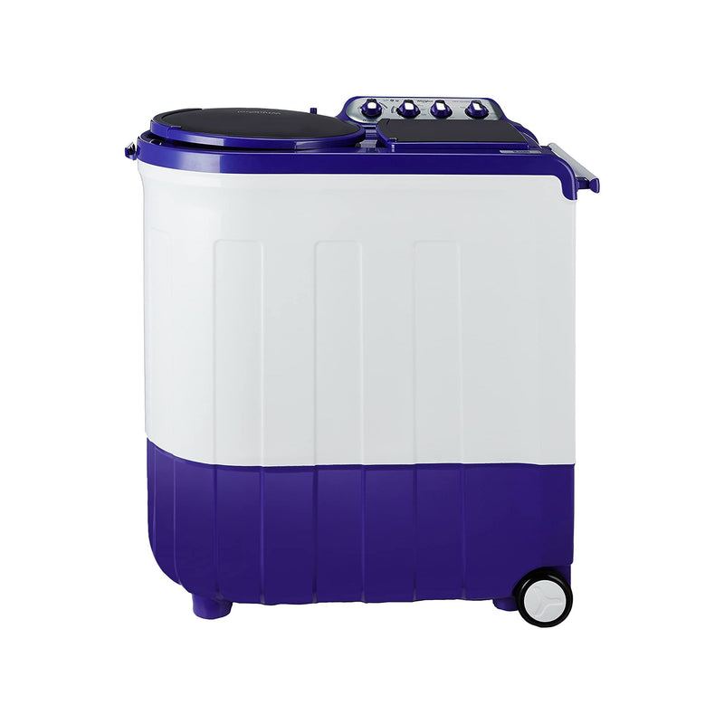 Whirlpool 8KG ACE 8.0 TURBO DRY Coral Purple Semi Automatic Washing Machine
