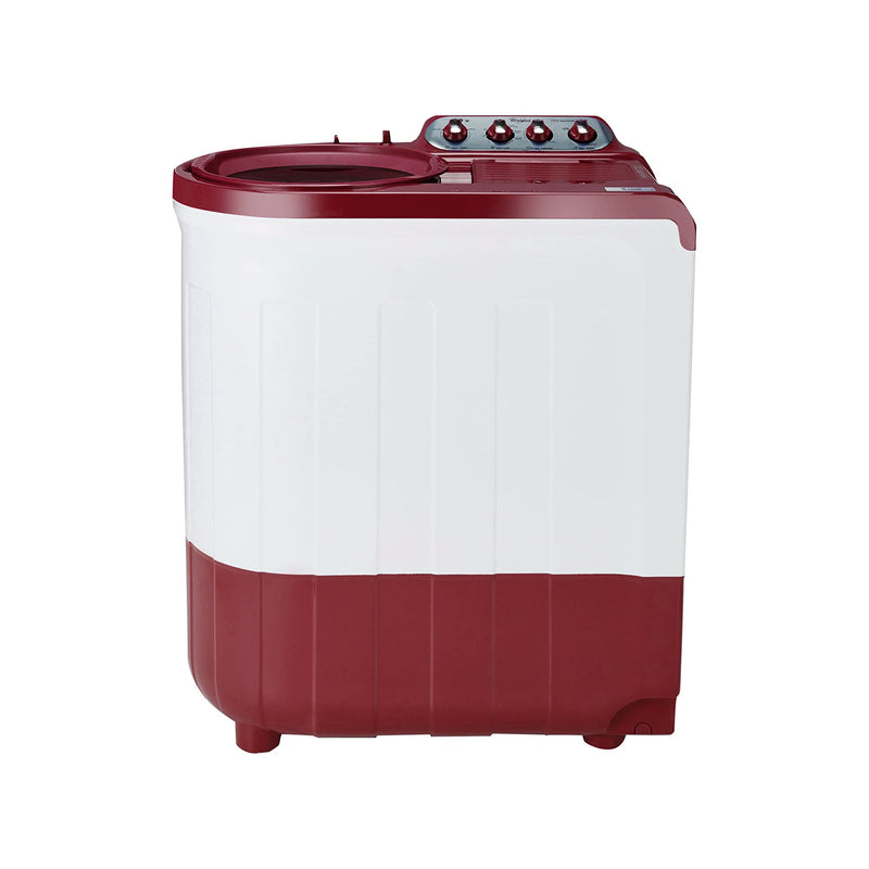Whirlpool 8KG ACE SUPER SOAK 8.0 Coral Red Semi Automatic Washing Machine