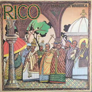 Rico ‎– Man From Wareika (LP)