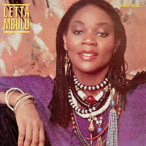 Letta Mbulu ‎– In The Music......The Village Never Ends