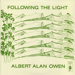 Albert Alan Owen - Following The Light (LP)