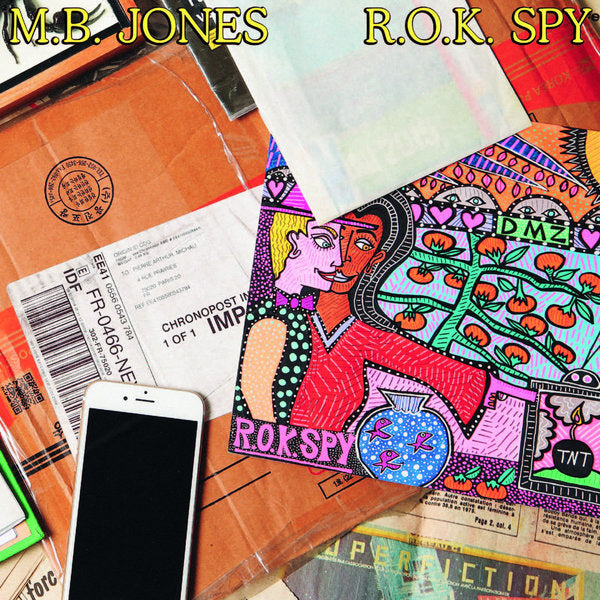 Load image into Gallery viewer, M.B. Jones - R.O.K. Spy