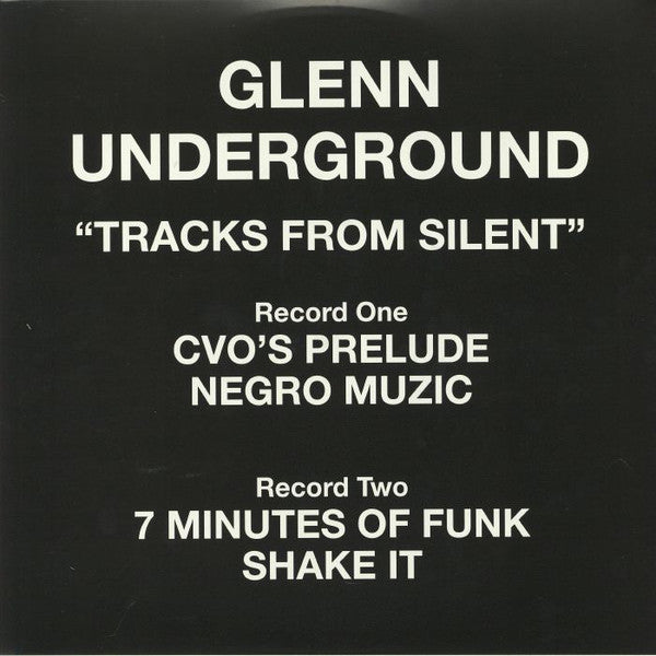 Load image into Gallery viewer, Glenn Underground ‎– Tracks From Silent