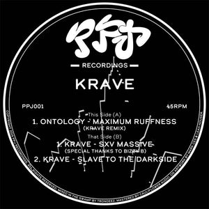 Krave ‎– Maximum Ruffness
