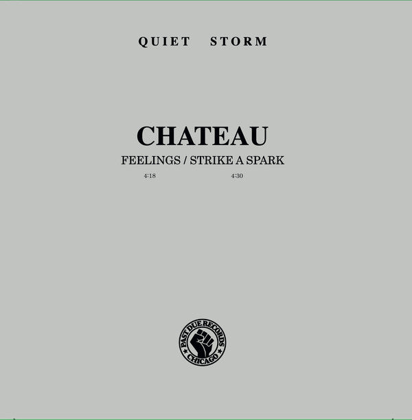 "Load image into Gallery viewer, Chateau ‎– Feelings / Strike A Spark (7"")"