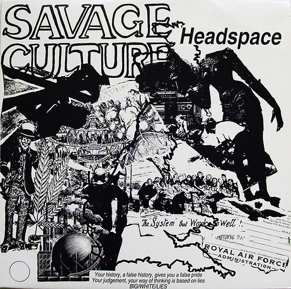 Headspace  ‎– Savage Culture