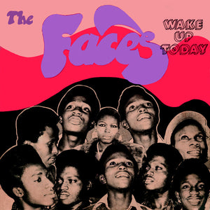 The Faces  ‎– Wake Up Today (LP)