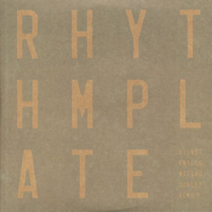"Load image into Gallery viewer, Rhythm Plate ‎– It's Not An Album It's A Doublepack E.P. (2x12"")"
