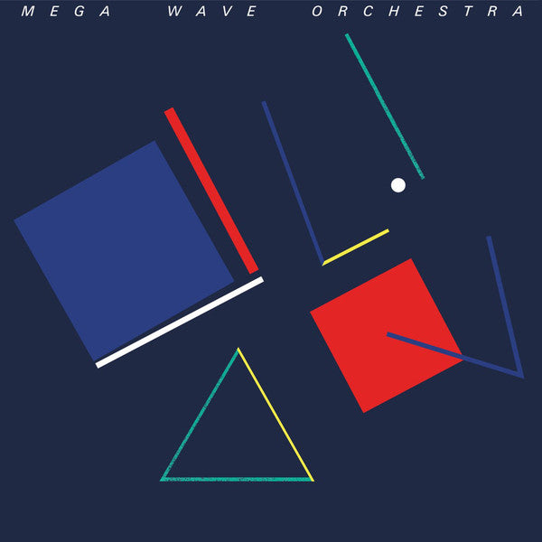 Load image into Gallery viewer, Mega Wave Orchestra, Christian Oestreicher, Christine Schaller, Vincent Barras, Jacques Demierre, Olivier Rogg, Rainer Boesch ‎– Mega Wave Orchestra (Comp)