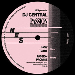Load image into Gallery viewer, DJ Central ‎– Passion