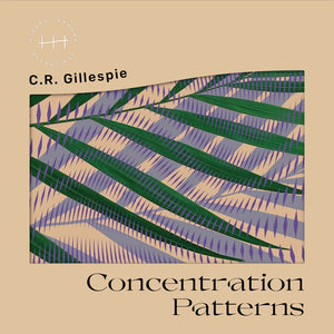 C.R. Gillespie ‎– Concentration Patterns (2xLP)