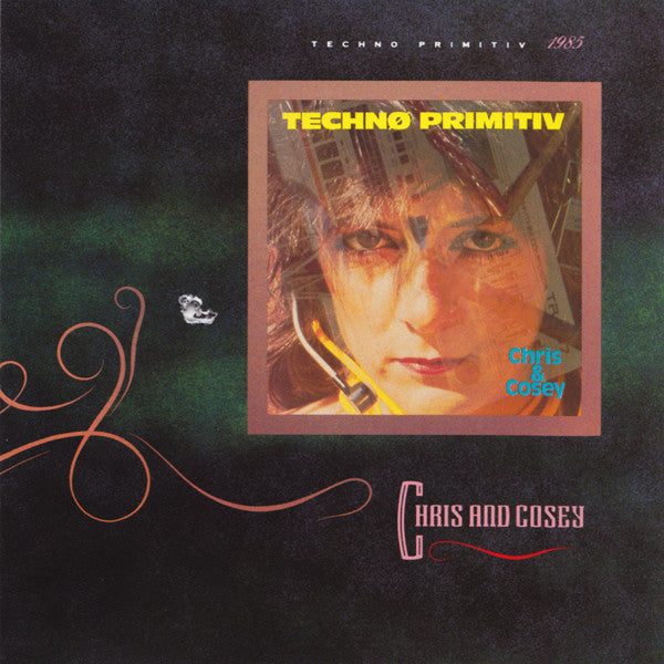 Chris And Cosey ‎– Technø Primitiv (LP)
