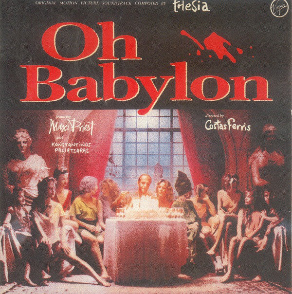 Thesia ‎– Oh Babylon (Original Motion Picture Soundtrack)