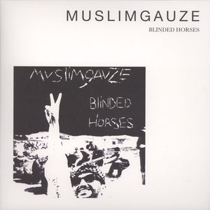 Load image into Gallery viewer, Muslimgauze ‎– Blinded Horses