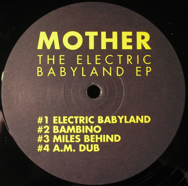 Mother - The Electric Babyland EP