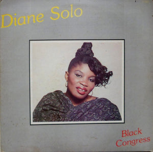 Diane Solo - Black Congress