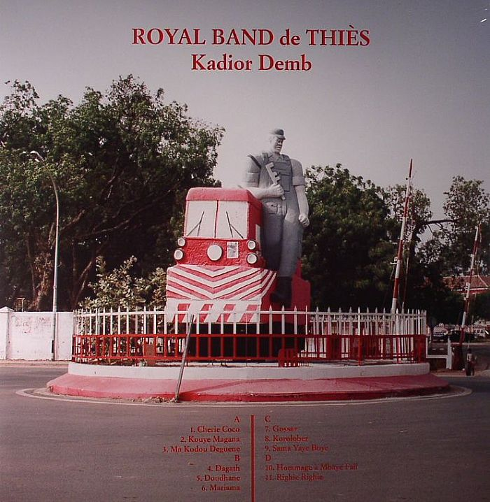 Royal Band de Thiès ‎– Kadior Demb