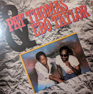 Load image into Gallery viewer, Pat Thomas & Ebo Taylor - Pat Thomas & Ebo Taylor