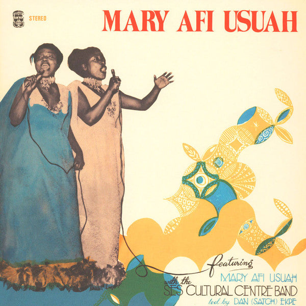 Mary Afi Usuah, The South Eastern State Cultural Band ‎– Ekpenyong Abasi ‎
