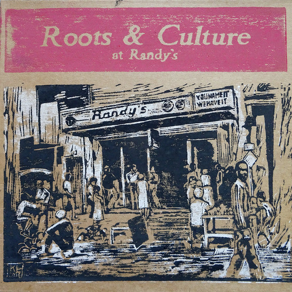 Various ‎– Roots & Culture At Randy's