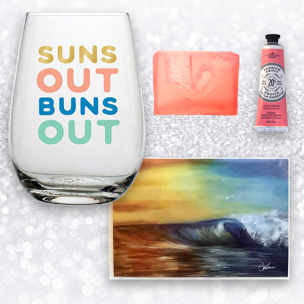 BEACH LOVERS 1 GIFT BOX
