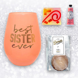 BEST SISTER EVER 1 GIFT BOX