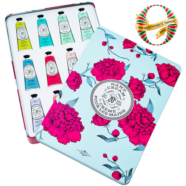 LA CHATELAINE HAND CREAM GIFT BOX SET