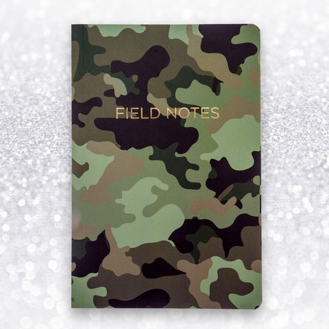 FIELD NOTES NOTEBOOK - by Karma