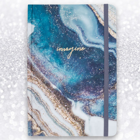 IMAGINE MARBLE JOURNAL - by Karma