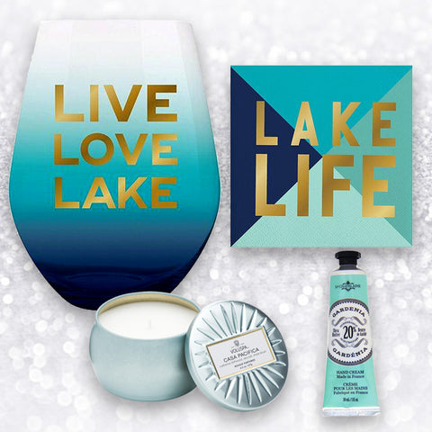 LAKE LOVERS GIFT BOX