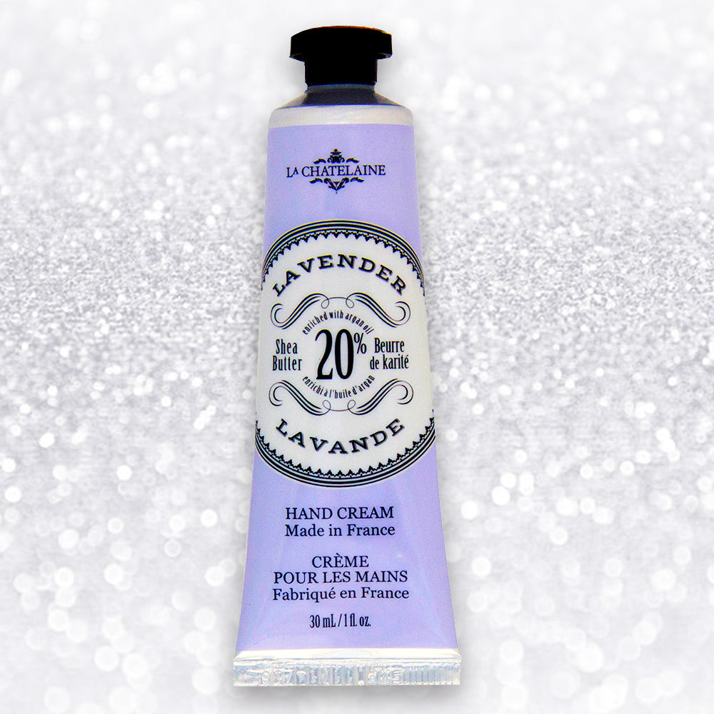 LAVENDER HAND CREAM by La Chatelaine