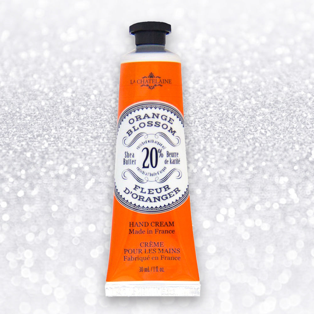 ORANGE BLOSSOM HAND CREAM by La Chatelaine