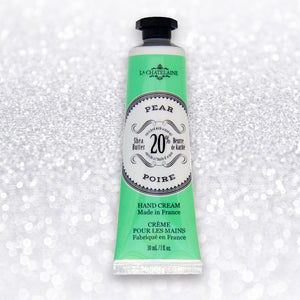 PEAR HAND CREAM by La Chatelaine