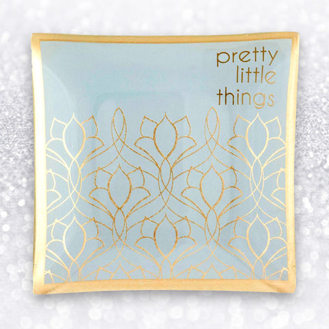 PRETTY LITTLE THINGS TRINKET TRAY - by Karma