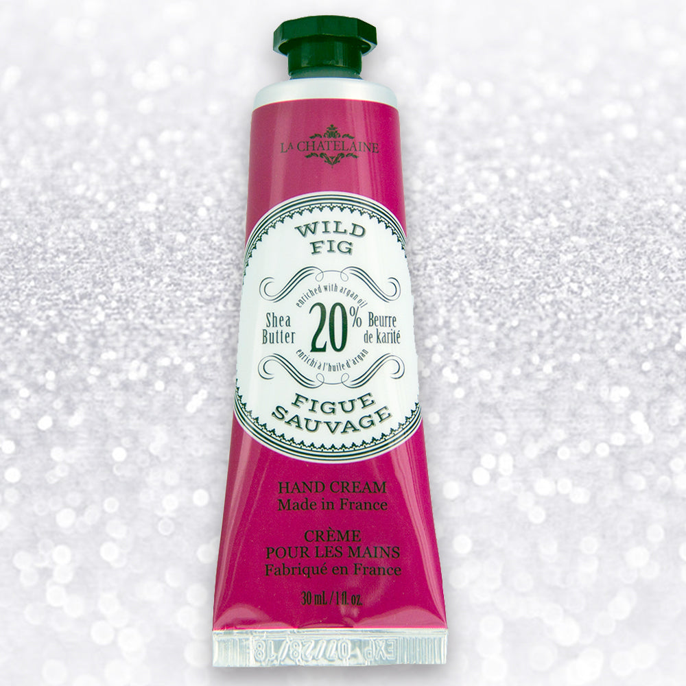 WILD FIG HAND CREAM by La Chatelaine