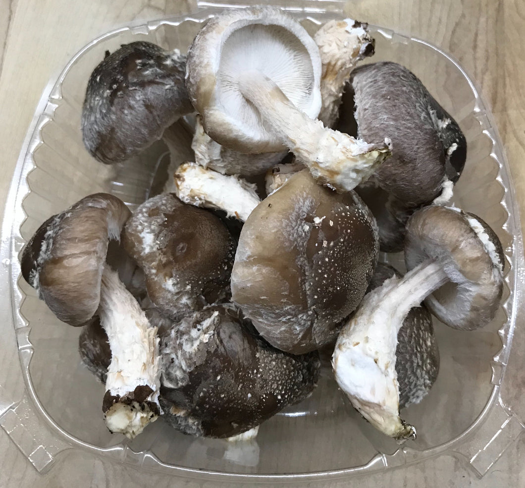 Shiitake Mushrooms (2lb pack)